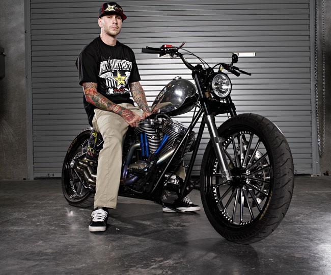 Jesse Rooke Customs | Photo Gallery Rockstar Games Tattoo